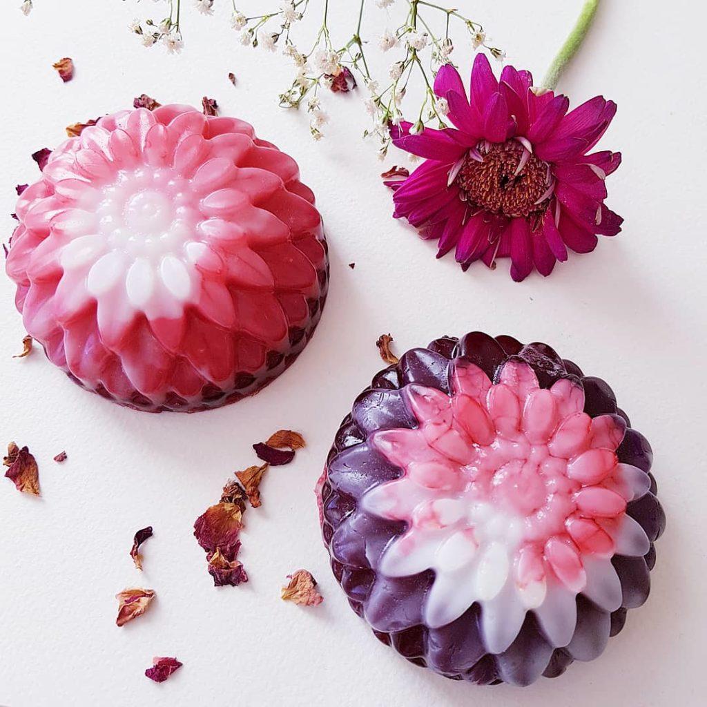 Flower Power - Blumenduft & Aloe Vera mit Rosenblüten