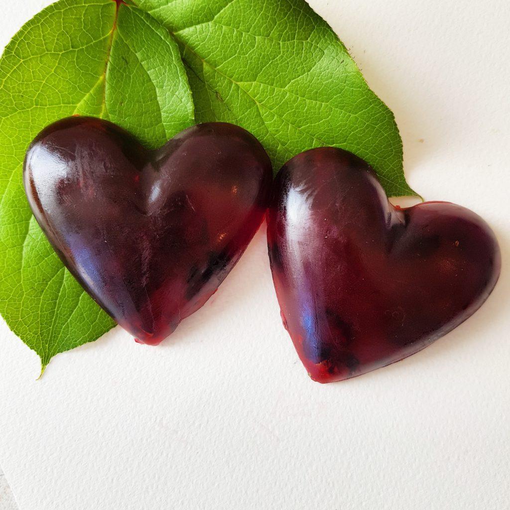 Dark Hearts - Blumenduft & Aloe Vera mit Rosenblüten